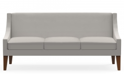 Three Seat Sofa Model Thumbnail