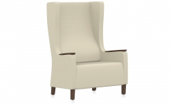 Bariatric Single Seater Wingback Armchair Model Thumbnail