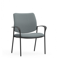 High Back Concealed Attachment Mid Size Armchair Model Thumbnail