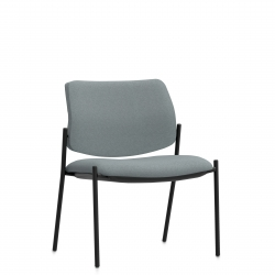 Low Back Concealed Attachment Mid Size Side Chair Model Thumbnail