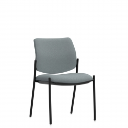 Low Single Piece Back Side Chair Model Thumbnail