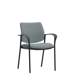 Low Single Piece Back Armchair Model Thumbnail