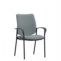 High Single Piece Back Armchair Model Thumbnail
