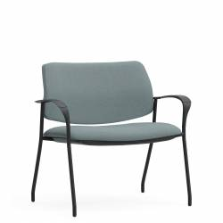 Low Single Piece Back Bariatric Armchair Model Thumbnail